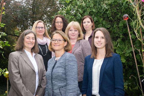 Das Team von MESSMANN & LANGER Steuerberatungsgesellschaft mbH