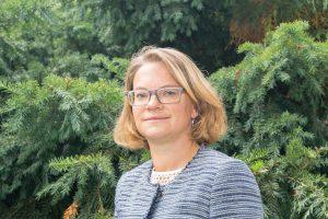 Geschäftsführerin Nicole Langer